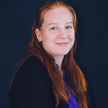Kelsi Larcombe - Receptionist
