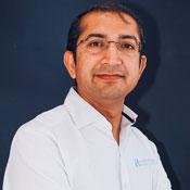Dr Sachin Joshi, GP at Fairview Park