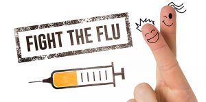 Fight the flu by getting the flu vaccine at Health Sense Fairview