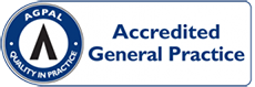 AGPAL - Accredited General Practice Logo